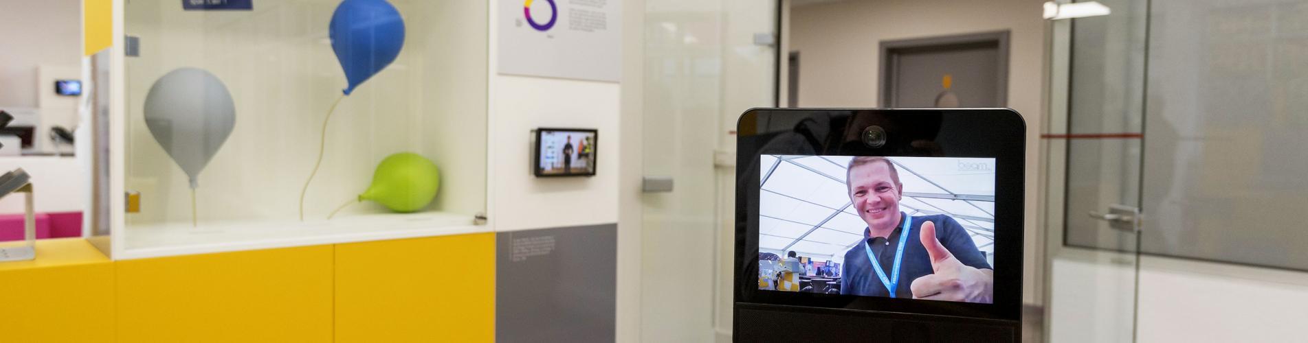 Le showroom du professionnalisme gazier, un nouvel espace pédagogique