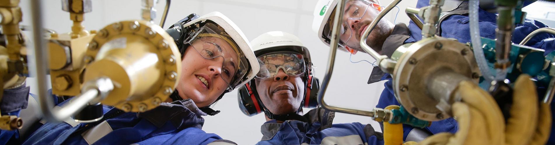 La formation gaz pour tous : 95 % de satisfaction